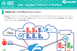 ZPA(Zscaler Private Access)